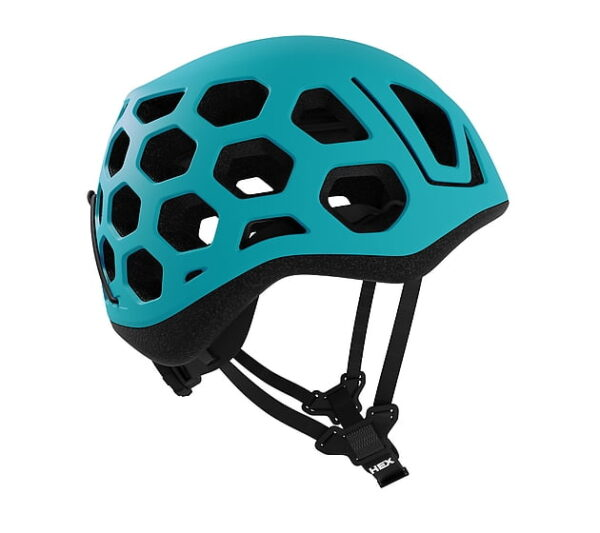 Plezalna čelada Hex Modra